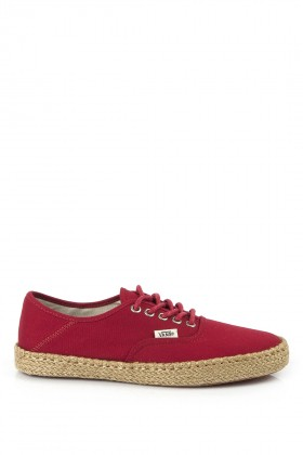 Vans - Authentic Chili Pepper Espadril