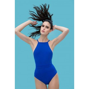 Jacqueline Blue Swimsuit