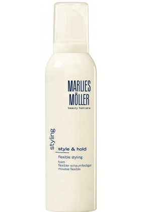 Marlies Moller - Style & Hold Flexible Styling Besleyici Saç Köpüğü 200ml