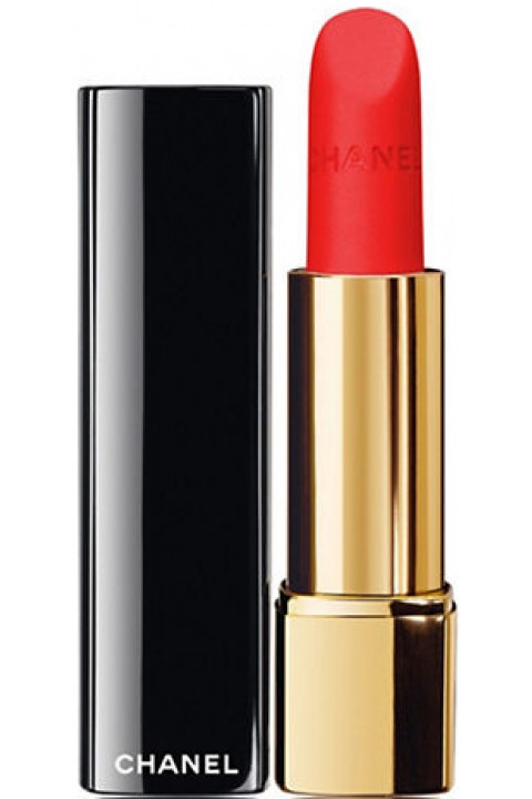 Chanel Rouge Allure Velvet Ruj - Troublant 60