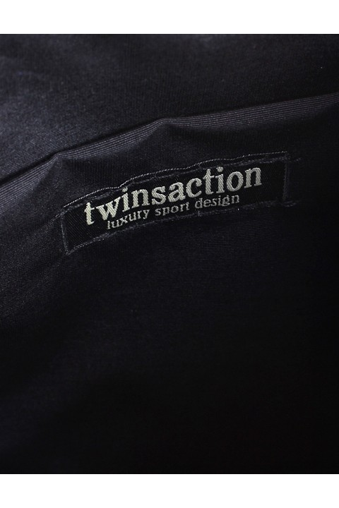 Twinsaction Black-Gold Sırt Çantası