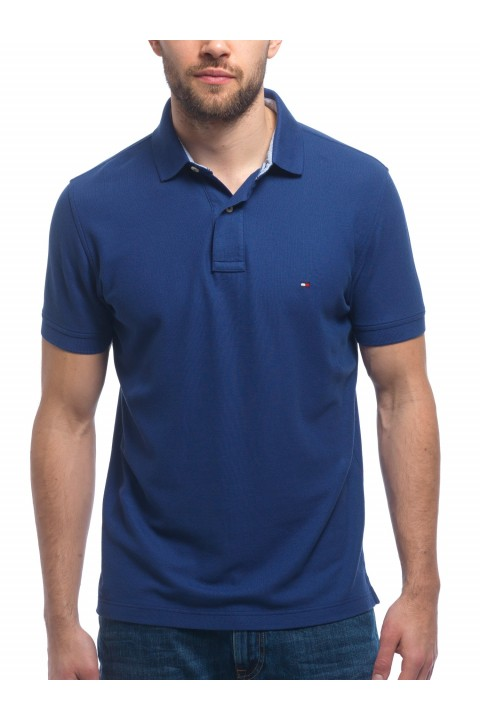 Tommy Hilfiger 50/2 Performance Polo S/S Rf Daphne