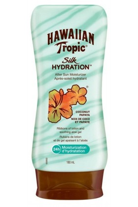 Hawaiian Tropic - Hawaiian Tropic Lotion Silk Hydration After S180Ml