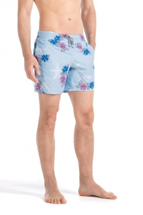 Fiji Beachwear - Bluedream erkek sort mayo