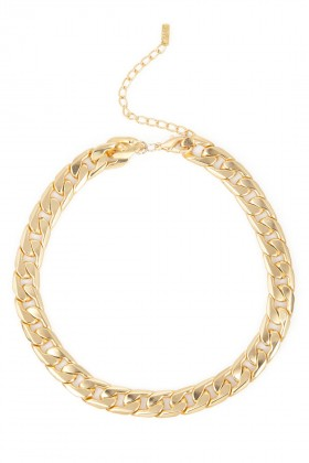 Aden Newyork - The Highway Chain Necklace
