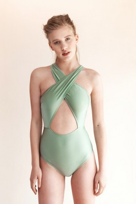 Movom Swimwear - Langkawi Front Cross One Piece