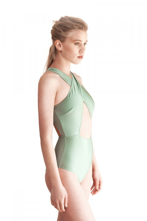 Movom Swimwear Langkawi Front Cross One Piece