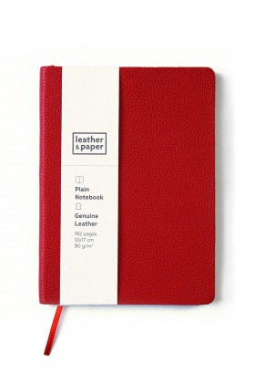 Leather & Paper -