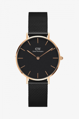 Daniel Wellington - Daniel Wellington Women Classic Petite Ashfield Rose Gold - 32Mm