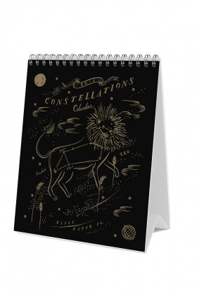 Rifle Paper Co. - 2018 Constellations Desk Calendar
