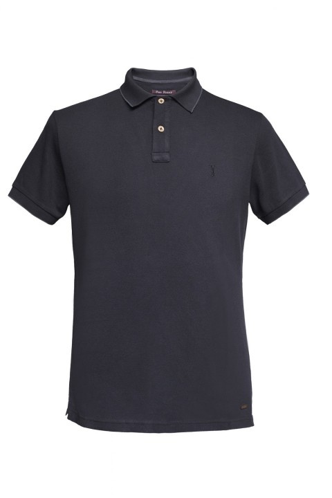 Port Royale Basic Likralı Polo Shirt
