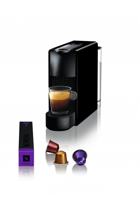 Nespresso Essenza Mini C 30 Black Kahve Makinesi