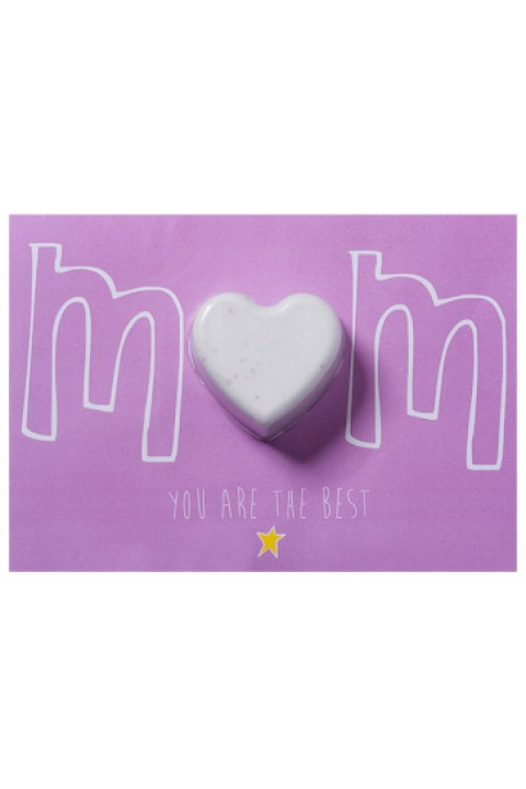 Bomb Cosmetics Mum You Are The Best Blaster Card