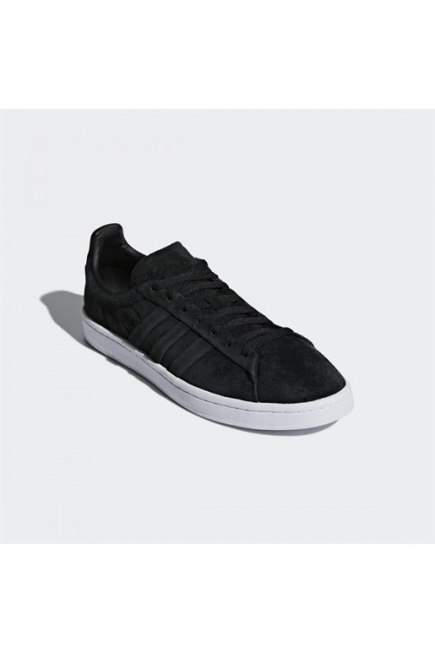 Adidas Campus Stitch And T Cblack/Cblack/Ftwwht