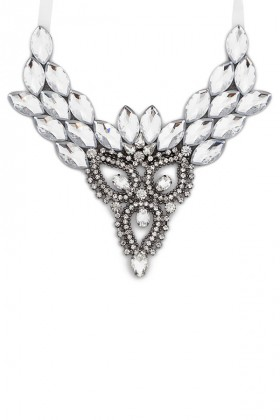 Aypen Accessories - Crystal Queen Jasmine Kolye