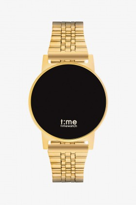 Time Watch - Time Watch TW.108.2GBG Gold Design Kol Saati