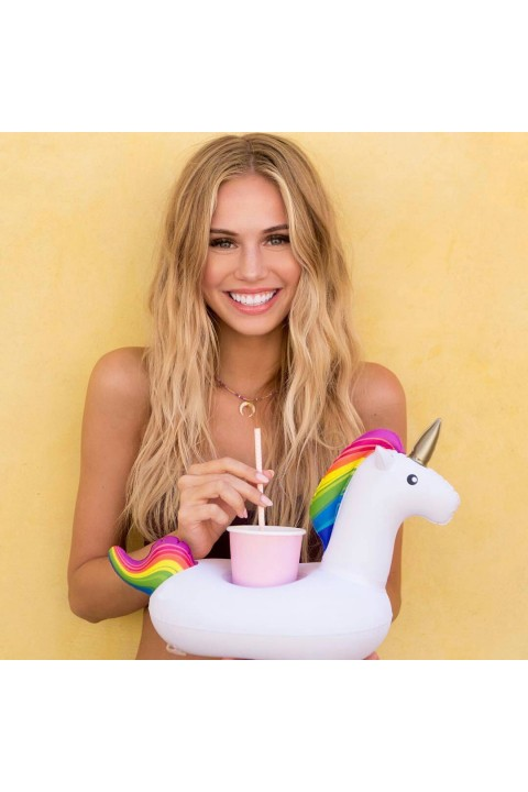 Colorize Mini Unicorn Bardaklık Float Bar