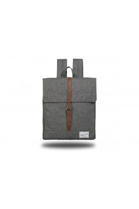 Fudela & Co - MBS Grey Backpack