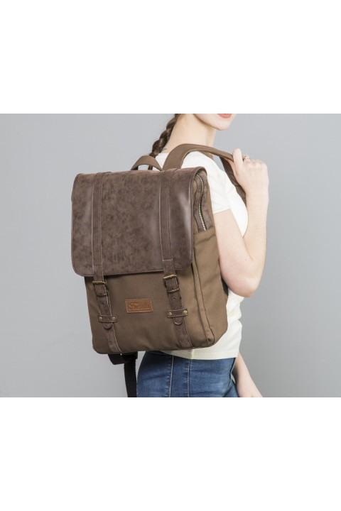 Fudela & Co NYP Soil Backpack