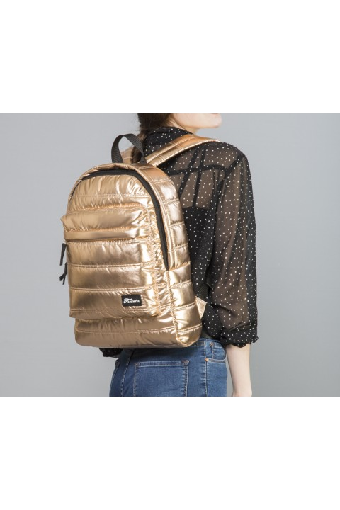 Fudela & Co PFDB Gold Backpack