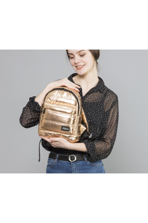 Fudela & Co PFDK Gold Backpack
