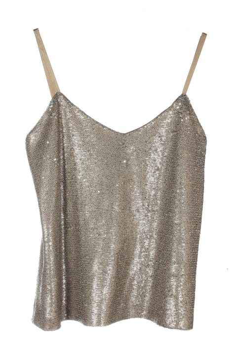 Payeds Gold Victoria Top