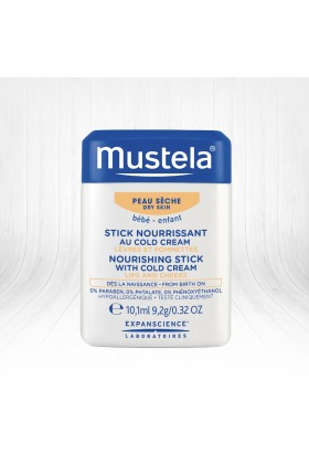 Mustela - Mustela Hydra Stick With Cold Cream Nutri-Protective 10gr