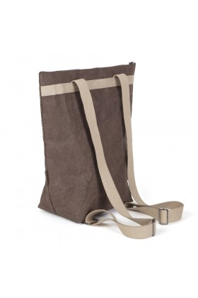 Epidotte - Zip Tote Brown