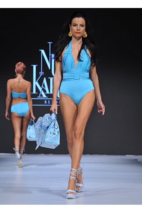 Nur Karaata Best Swimsuit of the World