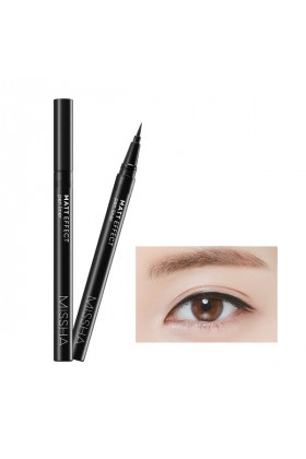Missha - MISSHA Matt Effect Pen Liner (Black)