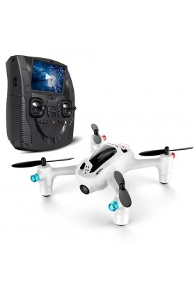 Hubsan - Hubsan H107D+ Fly More Combo Beyaz Drone