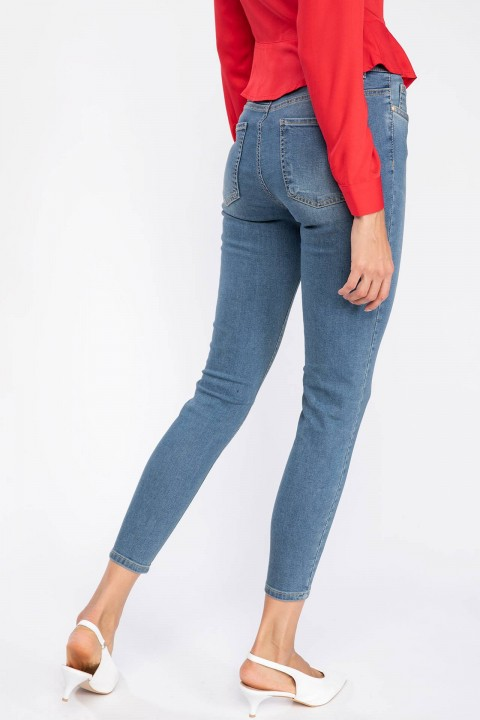 Defacto Agata Super Skinny Fit Denim Pantolon