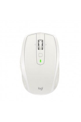 Logitech - Logıtech Anywhere Mx 2S Lıght Grey Wıreless Mouse 910-005155