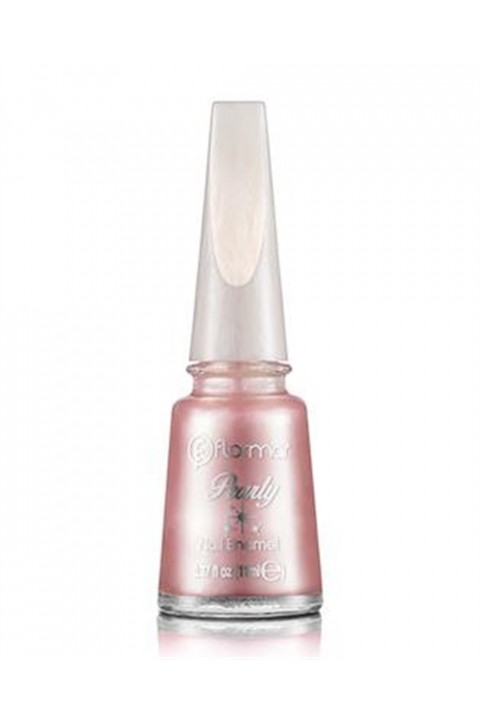 Flormar Flormar Pearly Baby Rose 222 Oje