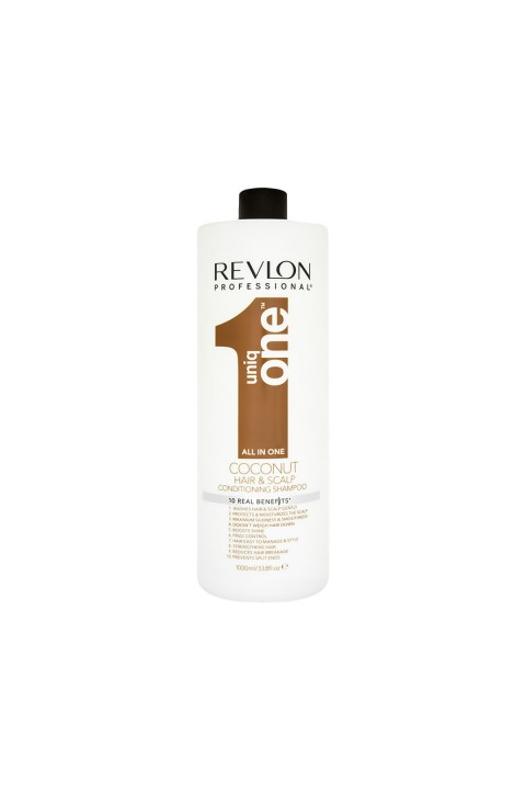 Revlon Revlon Uniq One Coconut Conditioning Şamp 1000 Ml
