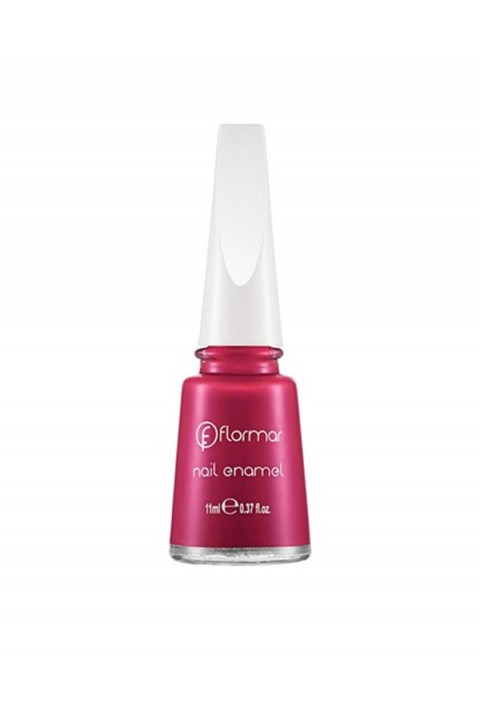 Flormar Flormar 409 Purple With Pink Oje