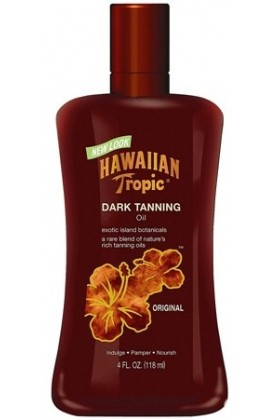 Hawaiian Tropic - Hawaiian Tropic Yağ Coconut Spf0 200Ml