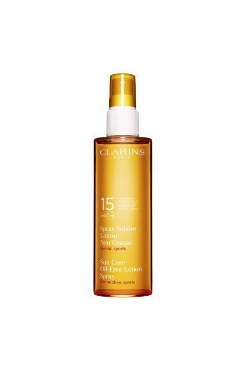 Clarins Clarins Sun Care Oil-Free Lotion Uvb A 15 150 Ml
