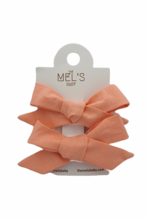 The Mel's Baby Pembe School Girls Bows