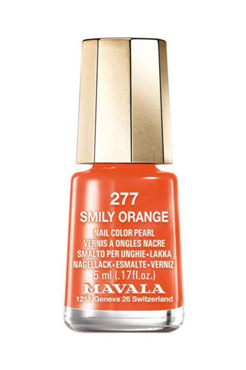 Mavala Mavala 277 Smily Orange Oje