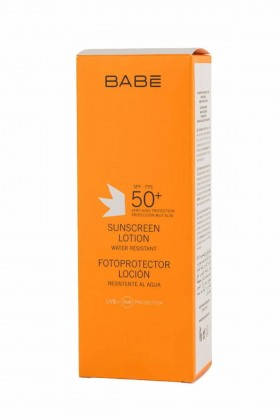 BABE - BABE Sunscreen Lotion Very Water Resistant SPF50+ 200 ml