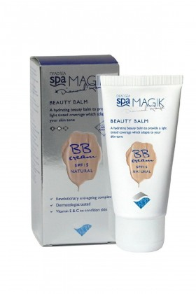 Dead Sea - DEAD SEA BB Cream SPF15 15 ml - Natural