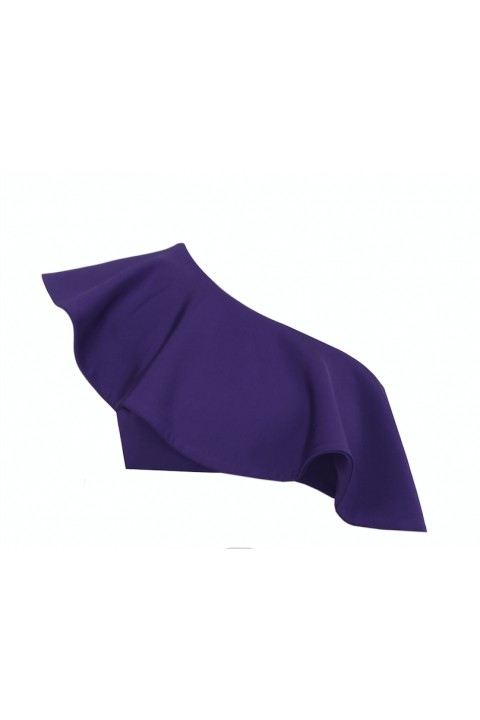 Nur Karaata St. Barth's Purple Top