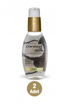 Organix - Organix Coconut Milk Serum 2X118 ml