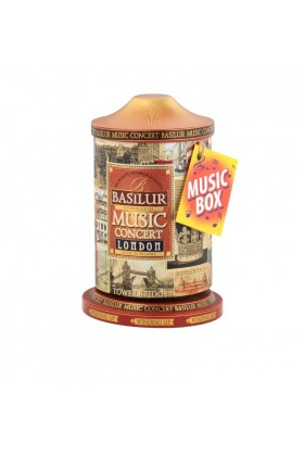 Basilur Tea - Music Concert London