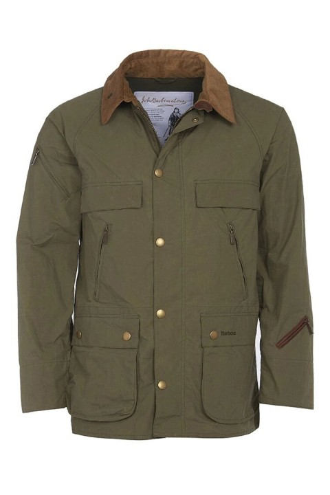 Barbour Barbour Icons Bedale Casual Jacket  Olive