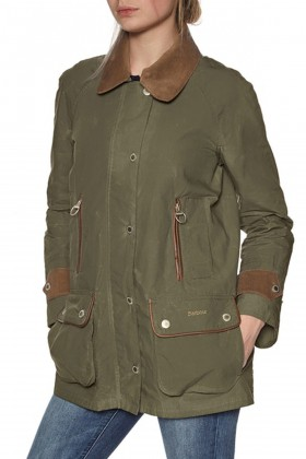 Barbour - Barbour Re-En Beaufort Jacket  Olive