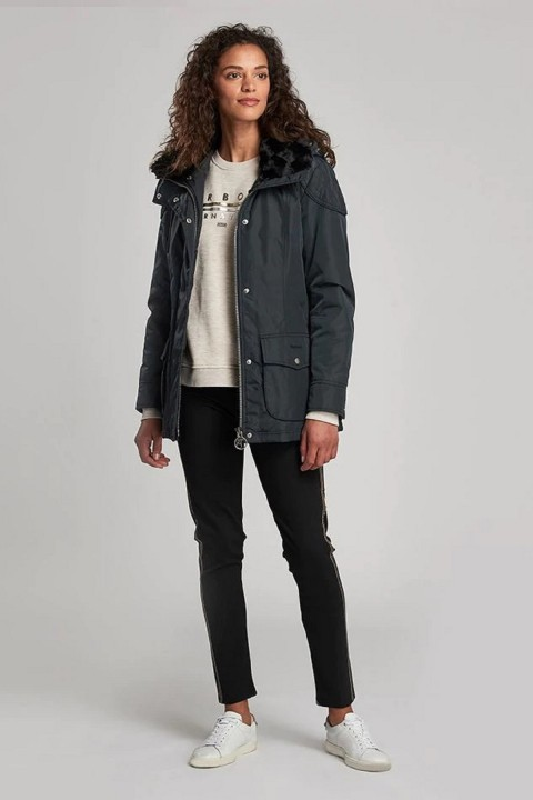 Barbour Barbour Outlaw Jacket  Navy