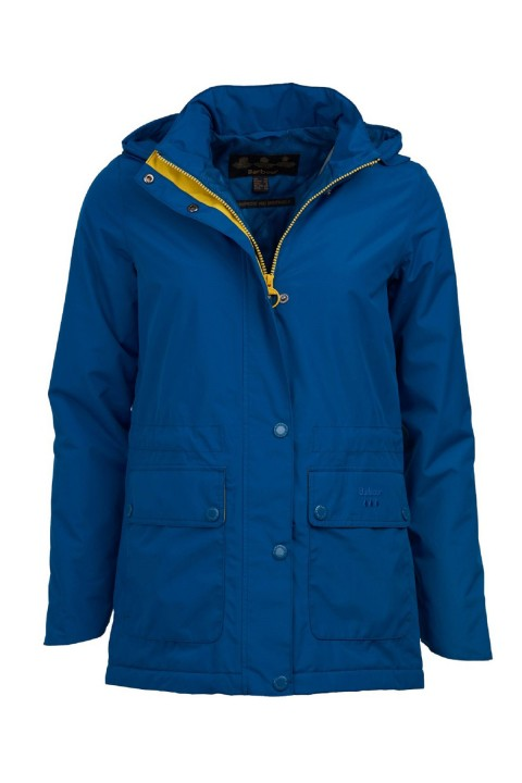 Barbour Barbour Crest Jacket  Blue