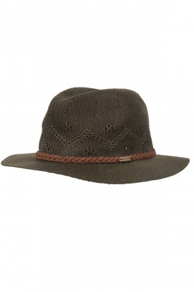 Barbour - Barbour Flowerdale Trilby Olive